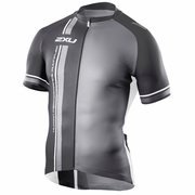 2XU Retro Sublimated Short Sleeve Cycling Jersey - Men's