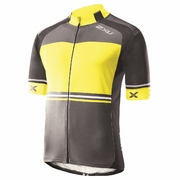2XU Sub Short Sleeve Cycling Jersey - Men's