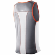 2XU Tech Speed X Running Singlet - Men's