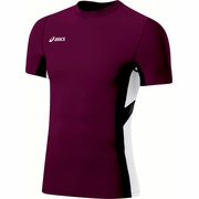 Asics Anchor Short Sleeve Running Shirt - Men's