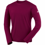 Asics Circuit-7 Long Sleeve Workout Shirt - Men's