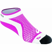 Asics Hera Deux Mini Quarter Running Sock - Women's