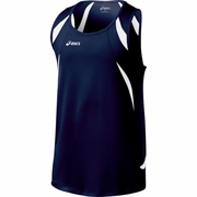 Asics Interval Running Singlet - Men's