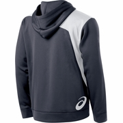 Asics Poly Logo Fleece Warm Up Hoody - Men's