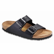 Birkenstock Arizona Oiled Leather Sandal - B/C Width