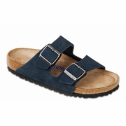 Birkenstock Arizona Soft Footbed Suede Sandal