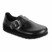 Birkenstock London Leather Shoe - Unisex - B-C Width