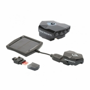 Blackburn Flea 2.0 Front USB + Solar Rear Bicycle Light Combo