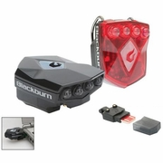 Blackburn Flea 2.0 USB Front + Flea Rear Bicycle Light Combo
