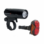 Blackburn Voyager 3.3 + Mars 3.0 Bicycle Light Combo