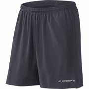 "Brooks Essential 2 in 1 7""  Running Short - Men's"