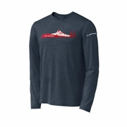 Brooks EZ T Mountain Runner Long Sleeve Running Top - Men's
