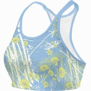 Brooks Glycerin Printed II Running Sports Bra - Women's