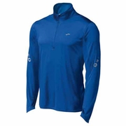 Brooks HVAC Synergy Long Sleeve 1/2 Zip Running Top - Men's