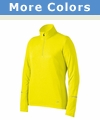 Brooks Nightlife Essential II 1/2 Zip Long Sleeve Running Top - Women's