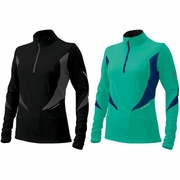 Brooks Vapor Dry 3D 1/2 Zip Running Top - Women's