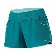 "Brooks Versatile 3.5"" Low Rise Woven Running Short - Women's"