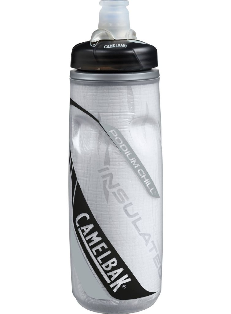 Camelbak Podium Chill 21oz Insulated Water Bottle Carbon U.S.A. & Canada