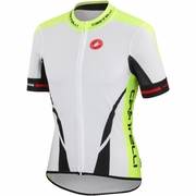 Castelli Climber's Full Zip Short Sleeve Cycling Jersey - Men's