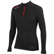 Castelli Dolomite Long Sleeve Zip Neck Base Layer - Men's