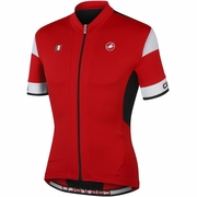 Castelli Fuga FZ Short Sleeve Cycling Jersey - Men's