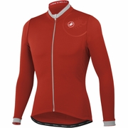 Castelli GPM FZ Long Sleeve Cycling Jersey - Men's