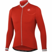 Castelli GPM Long Sleeve FZ Cycling Jersey - Men's