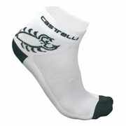 Castelli Logo Cycling Sock - Men's