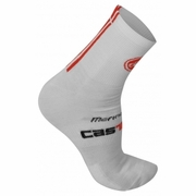 Castelli Mezza Wool 9 Cycling Sock - Men's