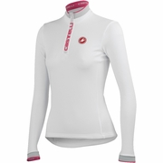 Castelli Perla Winter Long Sleeve Cycling Jersey - Women's