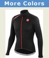 Castelli Puro Long Sleeve Cycling Jersey - Men's