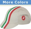 Castelli Retro 2 Cycling Cap - Men's