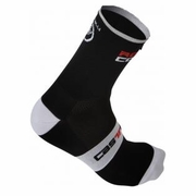 Castelli Rosso Corsa 13 Cycling Sock - Men's