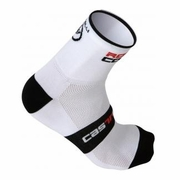 Castelli Rosso Corsa 9 Cycling Sock - Men's