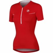 Castelli Subito Short Sleeve Cycling Jersey - Women's