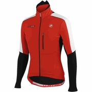 Castelli Trasparente Due Wind Long Sleeve Cycling Jersey - Men's