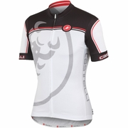 Castelli Velocissimo Giro Full Zip Short Sleeve Cycling Jersey - Men's