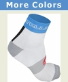 Castelli Velocissimo Tour 6 Cycling Sock - Men's