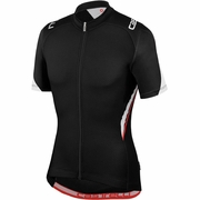 Castelli Vincente Full Zip Short Sleeve Cycling Jersey - Men's