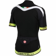 Castelli Volata Full Zip Short Sleeve Cycling Jersey - Men's