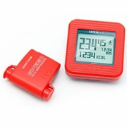 CatEye Fit CC-PD100W Cycling Computer with Pedometer