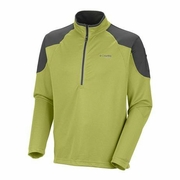 Columbia Fluid Run Half Zip Running Top - Men's