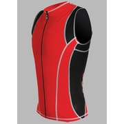 De Soto Riviera Full Zip Triathlon Top - Men's