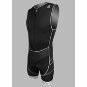 De Soto Riviera SnakeZip WaterLid Pocket Triathlon Suit - Men's