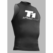 De Soto Speed Vest Triathlon Wetsuit Top - Unisex