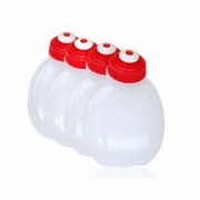 Fuelbelt 8oz Bottle (4-pack)