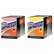 Gu Energy Labs 12 Pack Recovery Brew Drink Mix