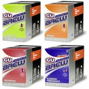 Gu Energy Labs 16 Pack Electrolyte Brew Drink Mix