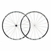 HED Ardennes Flamme Rouge Clincher Bicycle Wheelset - Stallion Build