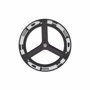 HED H3D Flamme Rouge Carbon Tubular Front Bicycle Wheel
